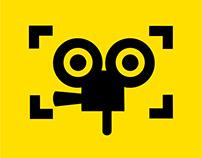 Kinomania   Logo + poster mark