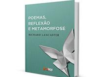 Poemas, Relflexão e Metamorfose - Book Cover Design