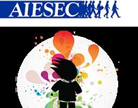 AIESEC promo material