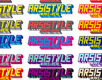 Typography ArsiStyle 01
