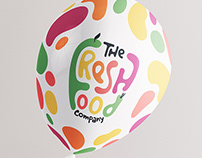 The Fresh Food Company - Brand and Web design