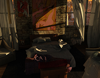 bedroom mentalray