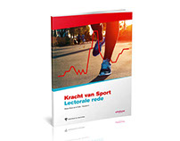 lectorale rede Kracht van Sport