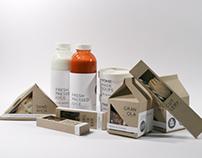 New Leaf Packaging/Branding