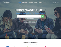IT TheShop 3 Joomla e-Commerce Template