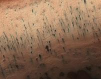 Mars Drawings