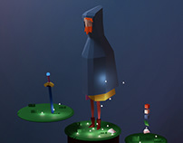 The traveler / 3D project