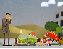Animated Marketing Video - '100 Years in Marketing'