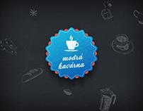 Modra kavarna