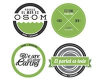 Sticker Set DNO