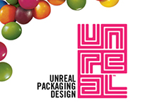 UNREAL - Packaging Design