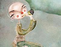 Nasrettin Hoca'nın Sürpriz Misafiri - Children Book