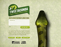 Tweetaconda