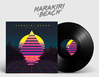 HARAKIRI BEACH · BEACH PARTY LP
