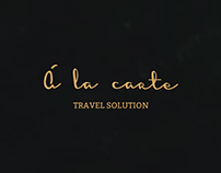 A La Carte Travel Solution
