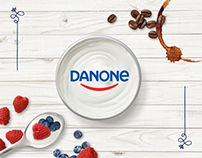 Danone - PROPOSAL 1 Website