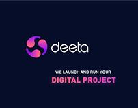 Logo - Deeta