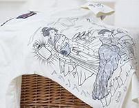 MARAN-AFA woman t-shirt (monochrome)