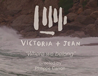 "VICTORIA PLUS JEAN ""Where we belong"""