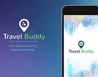 Travel Buddy - iOS - iPhone - App