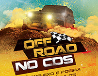 Event Branding - Off Road no CDS