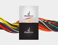 DreamSound Logo Design