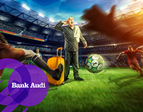 Bank Audi : Champions League Campaign