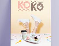 Koko Branding concept
