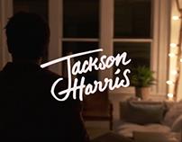 Jackson Harris - Lettering