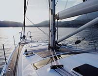 Active Sail: Sailing on Adriatics (branding)