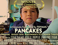 "Toymail ""Pancakes"" Commercial"