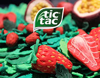 FRESHNESS - Tic Tac Exhibition
