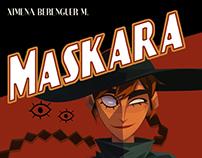 Maskara Visual development