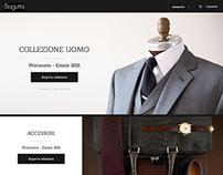 Bagutta homepage