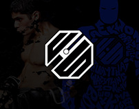 Fight Site - Brand Identity