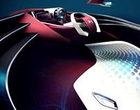 Citroen DS Observateur Né Interior Concept