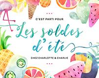 Promos | Charlotte & Charlie