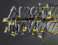 Abstraction in typography