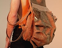 XXI BACKPACK // Garment Construction in Accessories