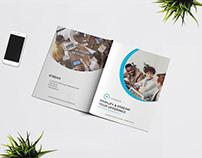 Stream Creative Solution Digital - Brochure Template