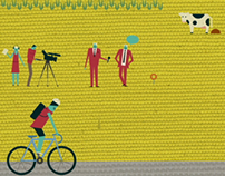 BBC - Field Journalism Animation