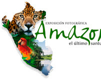 Photography Expo Amazonia in Spain - Logo