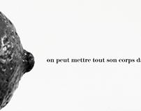 Campaign for Le bon marché