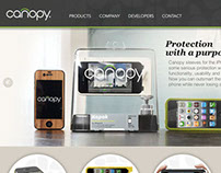 Canopy Website