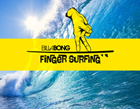 Billabong | Finger Surfing