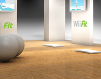 Wii Fit EXPERIENTIAL ZONE