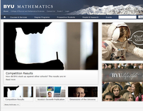 Brigham Young University (BYU) Math Department