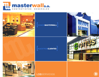 Masterwall Contractors - Website