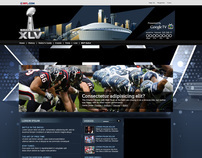 DESIGN - NFL.com // NATIONAL FOOTBALL LEAGUE