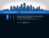 Personal Website of Dain Berrett